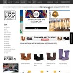 Original UGG Boots - 25% off Any Item