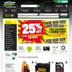 25% off Penrite, Alpine, Meguiars and Supercharge Batteries @ Autobarn