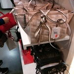 More than 85% off Handbags (E.g. $43.99, RRP $329.95) @ Calvin Klein DFO Essendon VIC