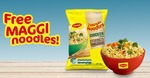 2x Free Maggi Wholemeal Noodles (Chicken Flavour) + Recipe Booklet