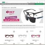 SpecSavers $50 OFF Any 2 Pairs of Frames from The $249 Range* or above OR $50 off Lens Options [for HCF Members]