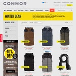 Connor 40% off Winter Wear