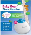 Euky Bear Steam Vaporiser $44.99, Inhalant 200ml $8.99 & Cleaning Tablets $5.69 (30% off RRP) @ Chemist Warehouse