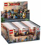 LEGO Ninjago Minifigures FULL Cases $275 (Save $85) Shipped @ I'm Rick James Bricks