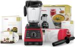 VITAMIX 058465 - Professional Series 300 Red $745 (RRP $995) @ David Jones