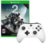 Destiny 2 Standard Edition + Xbox One S Controller US $91.15 (AU $113.23) Delivered @ Antonline eBay