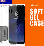 Samsung Galaxy S8 S8 Plus S7 S7 edge Case Slim Anti Shock Clear Case for $2.49 Free Shipping from Melbourne by LC