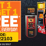 Video EZY Rent One Get One Free