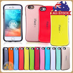 iface Heavy Duty Hard Case for iPhone 7 8 Plus X 6 6S $3.99 to $6.99 Delivered from Sydney @ mobilemall_com_au on eBay