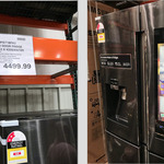 Samsung 671L Family Hub 2.0 4 Door French Door Fridge (S/Steel) (SRF671BFH2) $4499.99 @ Costco (Lidcombe NSW)