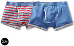 ALDI: Mens Premium Underwear – Trunks or Boxers 2pk: $6.99