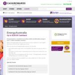 EnergyAustralia - Cashback via Cashrewards [New Customers Only]  [Requires Work]
