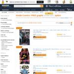 Buy a Digital Comic on Amazon Get a Free Marvel Digital Graphic Novel
