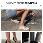 40% off Sitewide and Storewide @ Windsor Smith
