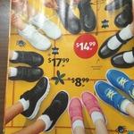 Leather Shoes $14.99, 3-Pack Croissants $1.50 at ALDI