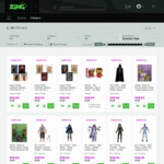 Zing Pop Culture Discounted Items $4