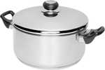 Wiltshire Classic 24cm Casserole Pan - Stainless Steel $22.50 @ Big W