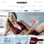30% off Everything at Mosmann