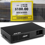 [VIC] Acer Pico C120 Portable LED Projector - Was $357, Now $100 in Clearance @ Officeworks Pakenham