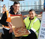 [VIC] Free Pizza Today until 7PM @ Macleod Railway Station