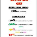 [NSW] End of Financial Year Sales 20% to 50% off Selected Items in-Store @ Un Aime Sydney