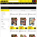 40% off One Piece & Naruto TV Shows/Movies @ JB Hi-Fi