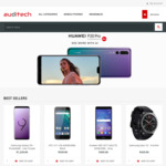 10% off AU Stock Mobile Phones Sitewide + Free Shipping (Eg: Samsung S9 $1007, S9+ $1106, Huawei Mate 10 Pro $854) @ Auditech