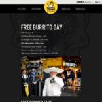 [SA & VIC] Free Burrito 14/6 & 21/6 @ Guzman Y Gomez (Adelaide & Moorabbin)