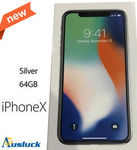 Apple iPhone X 64GB Silver for $1359.20 Free Express Delivery @ Ausluck eBay