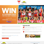Win a Sydney Swans Catered Corporate Box Experience for 8 Worth $3,300 from PharmaCare