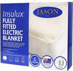 Jason Fitted Electric Blanket Queen Size $24.50 (Normally $49) In-Store @ Woolworths