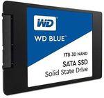 "[eBay Plus] WD Blue 1TB 2.5"" SSD $276.75 Delivered from Futu Online eBay"