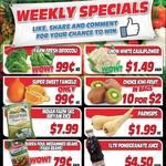 [QLD] Broccoli $0.99 kg, Cauliflower $1.49, Parsnips $1.99 kg, Biryani Rice 5kg - $7.99  @ Northside Fruit Barn (Rothwell)
