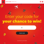 Win a Share of $60,000 Worth of Prizes ($4,000 Flight Centre GC/ $100 Woolworths GC/ etc) from Nongshim [With Purchase]