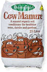 Brunnings Cow Manure 25L $4, Garden Mulch 25L $4, Garden Compost with Seaweed $4 @ Big W