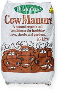 Brunnings Cow Manure 25l 4 Garden Mulch 25l 4 Garden Compost With Seaweed 4 Big W
