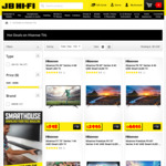 15% off Hisense TVs @ JB Hi-Fi & Harvey Horman