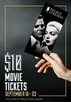 [WA] $10 Movie Tickets 18/9 - 23/09 @ Palace Cinema (Perth Raine Square) + $5 Bottomless Popcorn