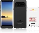 ZeroLemon Note 8 10000mAh Extended Battery Case US $39.99 (33% off, ~AU $56.17) + Shipping US $5 (~AU $7.04) @ ZeroLemon