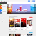 $7.00 Google Play Credit in 'Google One' Upgrade Email for Paid Google Drive Subscribers