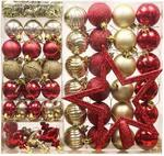 60ct Red Gold Christmas Balls Traditional Baroque Style $19.59 (Was $27.99) + Delivery (Free with Prime) @ Valery Madelyn Amazon