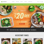 Fiver Survivor Pack $5 (Valued at $28) (Min Spend $49) @ YouFoodz