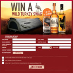 Win 1 of 10 Wanderer Swags Worth $260 from Campari (Buy $20+ of Wild Turkey from Super Cellars/Little Bottler)