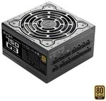 EVGA SuperNOVA 750 G3 220-G3-0750-X1, 80+ GOLD Power Supply Unit $102.38 Delivered @ Newegg