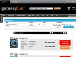 NRL Rugby League Live (360/PS3) $38.95 + Free Delivery @ Gamesplus.com.au