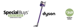 "Dyson DC37C Origin $379, V6 Slim $289, V6 Animal $349, Bauhn 50"" Ultra HD TV $399 @ ALDI"