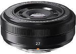 Fujifilm XF 27mm F2.8 Black $161.96 @ Ted's Camera eBay Store ($61.96 after Cashback Redemption) (Free Shipping via eBay Plus)