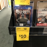 [XB1/PS4] Call of Duty: Black Ops 3 $10 @ Target