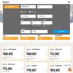 2 for 1 Tickets Flash Sale: Various Domestic Flights @ TigerAir