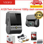 Viofo A129 Wi-Fi Dual Channel 1080p Dashcam+Cpl Filter+Viofo Hardwire Kit+64GB Sd $252 from A1_electrictoys on eBay